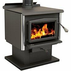 The benefits of wood burners