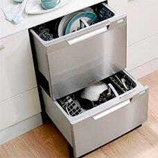 Appliances: dishwasher