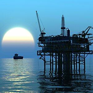 Peak Oil: Offshore Oil Rig